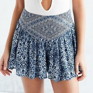 Urban Outfitters flowy shorts NWT